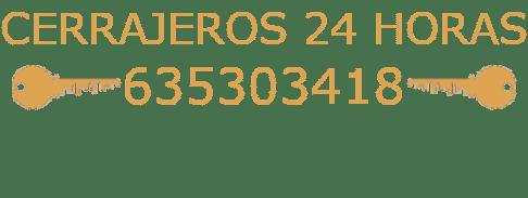 Cerrajeros Cádiz 24 horas